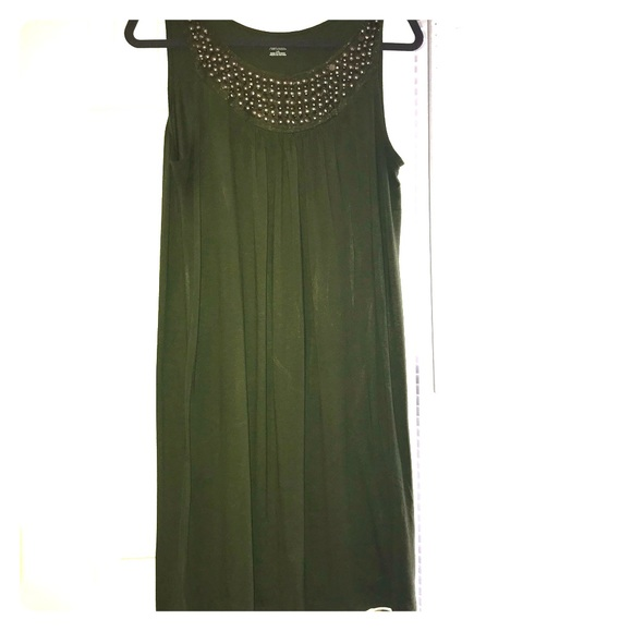 a.n.a Dresses & Skirts - Olive summer dress